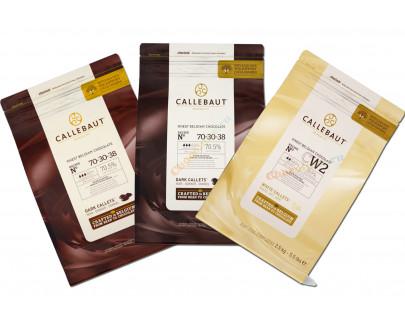 Шоколад Barry Callebaut